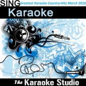 Download The Karaoke Studio - My Church (In the Style of Maren Morris) [Instrumental Version]