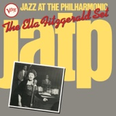 Jazz at the Philharmonic: The Ella Fitzgerald Set (Live) cover art