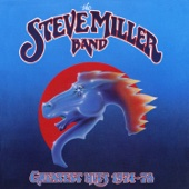 Greatest Hits 1974-78 - Steve Miller Band Cover Art