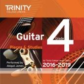 Trinity College London Guitar Grade 4 2016-2019