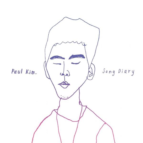 Paul Kim The 1st Mini Album 'Song Diary' - EP Album Cover