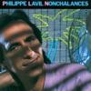 Pochette Philippe Lavil Il tape sur des bambous