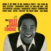 Sam Cooke - Bring It On Home to Me artwork