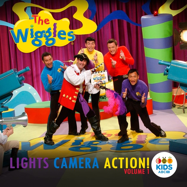 Lights camera action wiggles vol 1 on itunes sciox Image collections