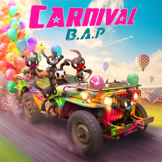 EP by B.A.P