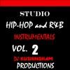 Studio Hip-Hop and R&B Instrumentals Vol. 2