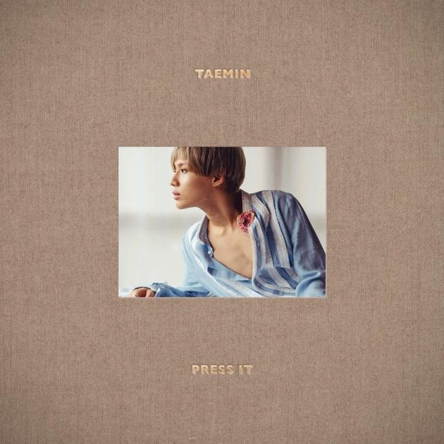 Press It - The 1st Album by TAEMIN