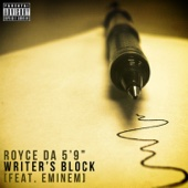Writer's Block (feat. Eminem) - Single cover art