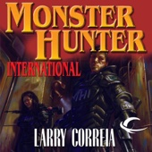 Larry Correia - Monster Hunter International (Unabridged)  artwork
