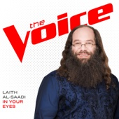 In Your Eyes (The Voice Performance) - Laith Al-Saadi Cover Art