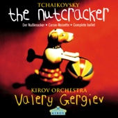 Orchestra of the Kirov Opera, St. Petersburg & Valery Gergiev - Tchaikovsky: The Nutcracker  artwork