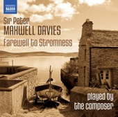 Farewell to Stromness, Op. 89 No. 1
