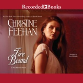 Christine Feehan - Fire Bound (Unabridged)  artwork