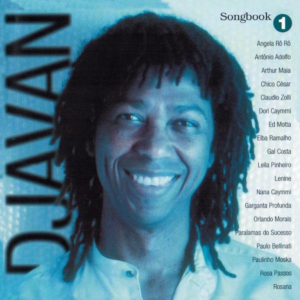 Songbook Djavan Vol 1 Various Artists CD cover
