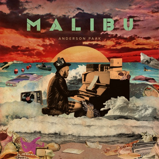 The Season / Carry Me - Anderson .Paak