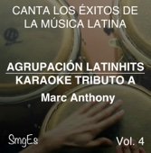 Instrumental Karaoke Series: Marc Anthony, Vol. 4 (Karaoke Version)