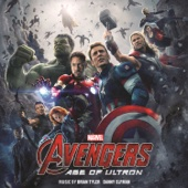 Avengers: Age of Ultron (Original Motion Picture Soundtrack) cover art