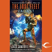 Jack Campbell - The Lost Fleet: Valiant (Unabridged)  artwork