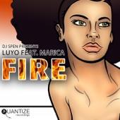 Fire (feat. Marica) [Dj Spen & Gary Hudgins Mix]
