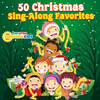 50 Christmas Sing-Along Favorites – The Little Sunshine Kids [iTunes Plus AAC M4A] [Mp3 320kbps] Download Free