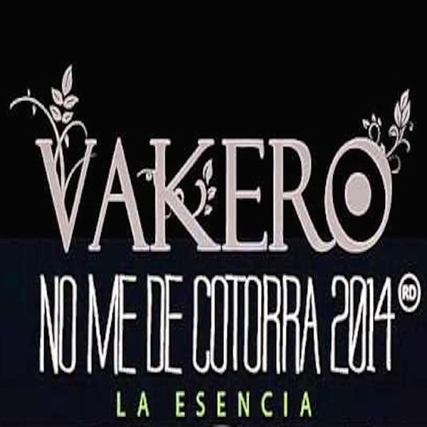 No Me de Cotorra Remix 2014 - EP Vakero CD cover