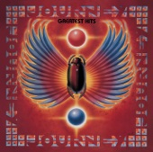 Journey - Don't Stop Believin' Grafik