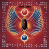 Greatest Hits - Journey Cover Art