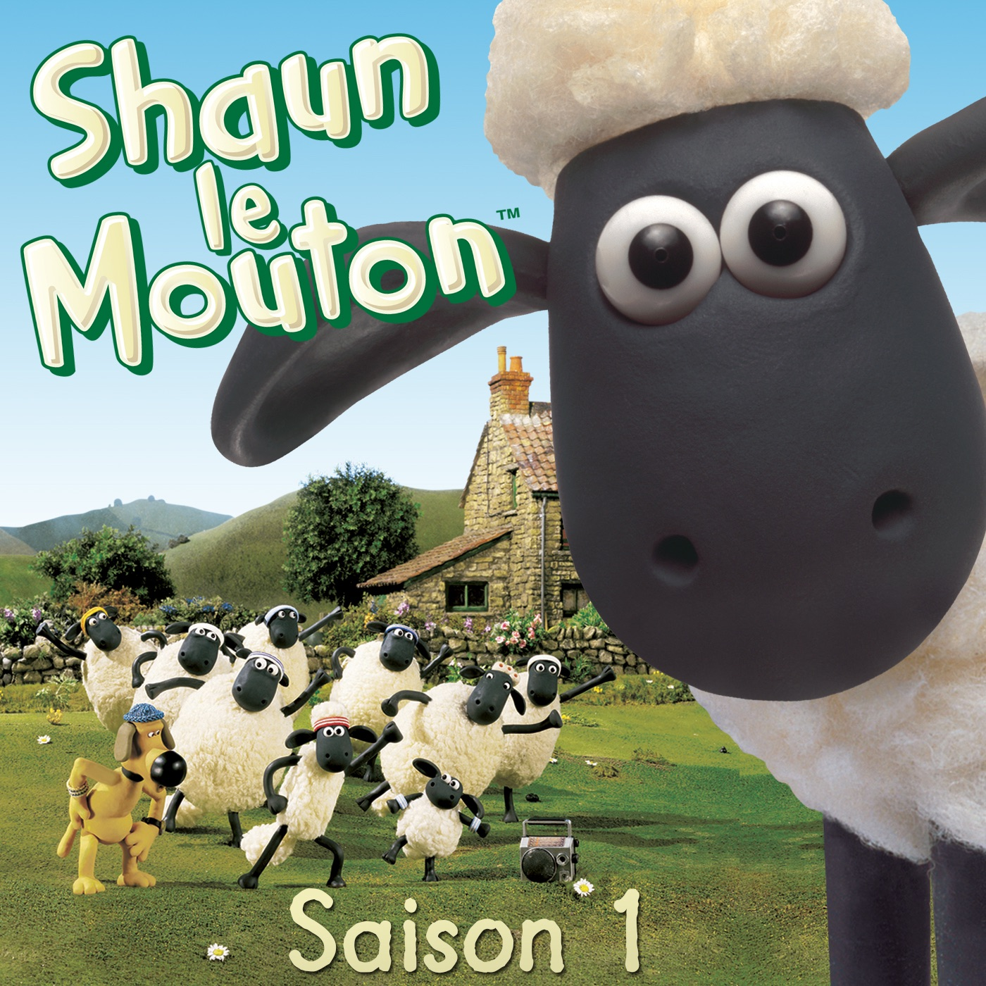 shaun le mouton saison 1 sur itunes. Black Bedroom Furniture Sets. Home Design Ideas