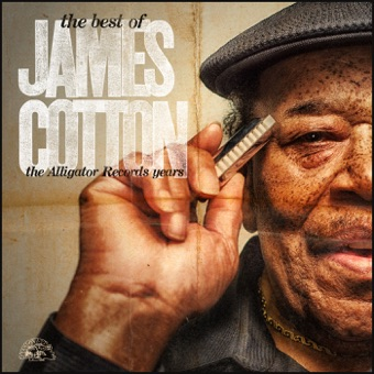 The Best of James Cotton – The Alligator Records Years – James Cotton