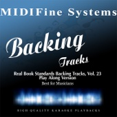 Real Book Standards Backing Tracks, Vol. 23 (Play Along Version)