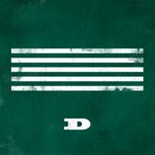 [YG Music] D - EP cover art