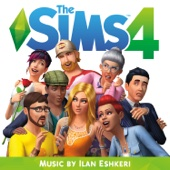 The Sims 4 (Music From the Video Game) cover art