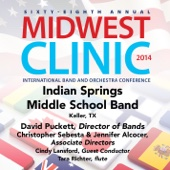 Foiled Again! (The Villain's Galop) [Live] - Indian Springs Middle School Band & David Puckett