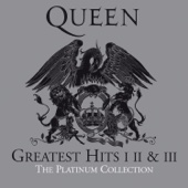 Queen - The Platinum Collection обложка