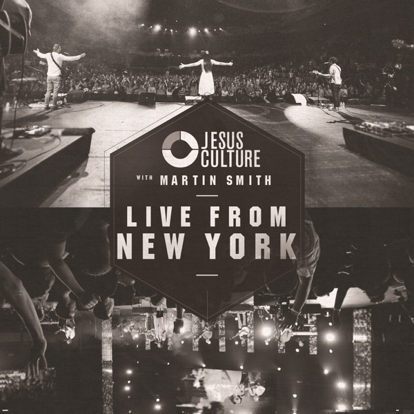 Live from New York Jesus Culture CD cover