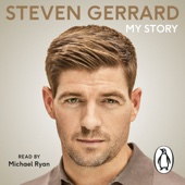 Steven Gerrard - My Story (Unabridged) artwork