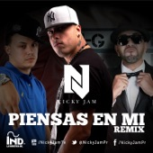 Piensas en Mi (Remix) [feat. Luigi 21 Plus, Jory & Yelsid] - Single