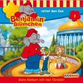 Folge 2 - Benjamin Blümchen rettet den Zoo
