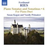 Ries: Complete Piano Sonatas & Sonatinas, Vol. 6