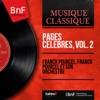 Pages célèbres, vol. 2 (Mono version), Franck Pourcel & Franck Pourcel and His Orchestra