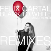 Black To White (Remixes) - Single cover art