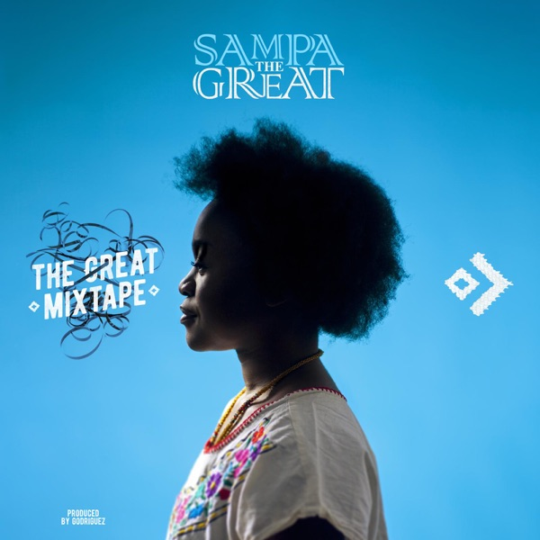 Sampa the Great The Great Mixtape Album Cover
