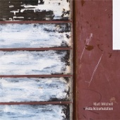 Matt Mitchell Quartet - Vista Accumulation  artwork