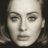 Adele - Love in the Dark  artwork