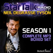 Star Talk Radio, Season 1, Complete Set, Hosted By Neil Degrasse Tyson