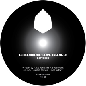 Elitechnique - Love Triangle (Bottin Mix) - Single