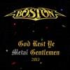 God Rest Ye Metal Gentlemen 2013 - Single, Boston