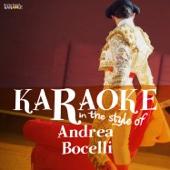 Por Ti Volaré (Karaoke Version)