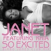So Excited (feat. Khia) [Bimbo Jones Club Mix] - Single