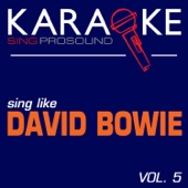 Under Pressure (In the Style of David Bowie) [Karaoke with Background Vocal]